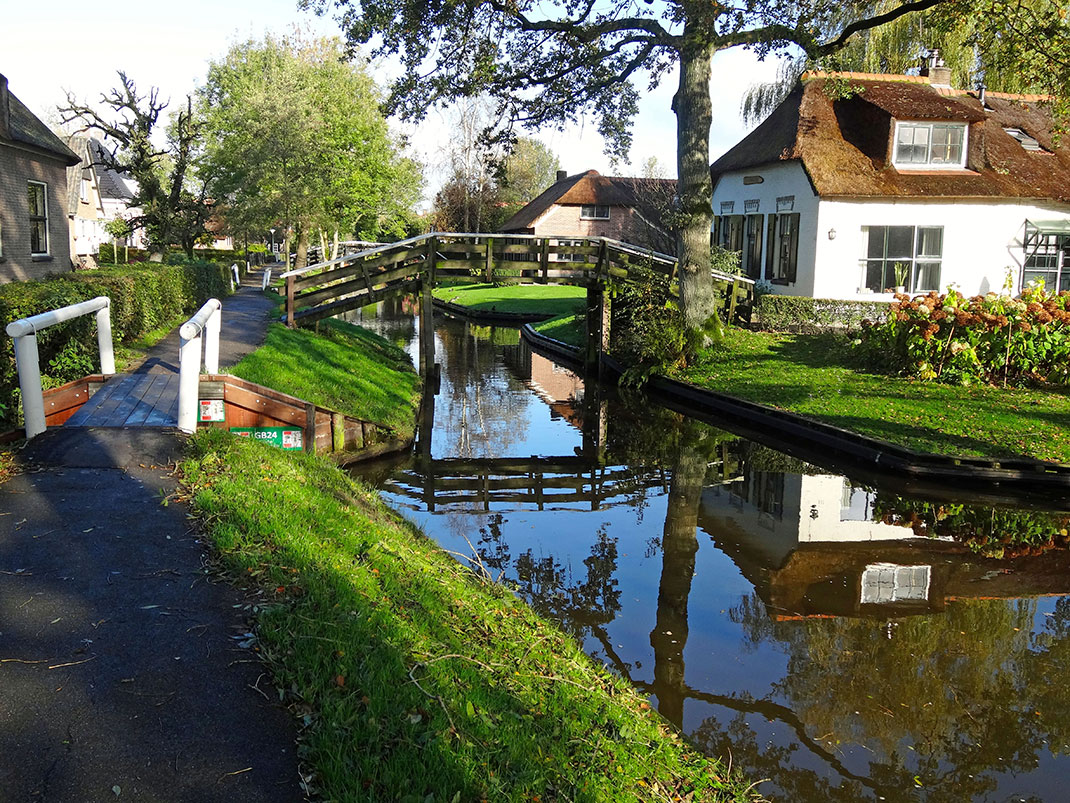 Giethoorn-Pays-Bas-2