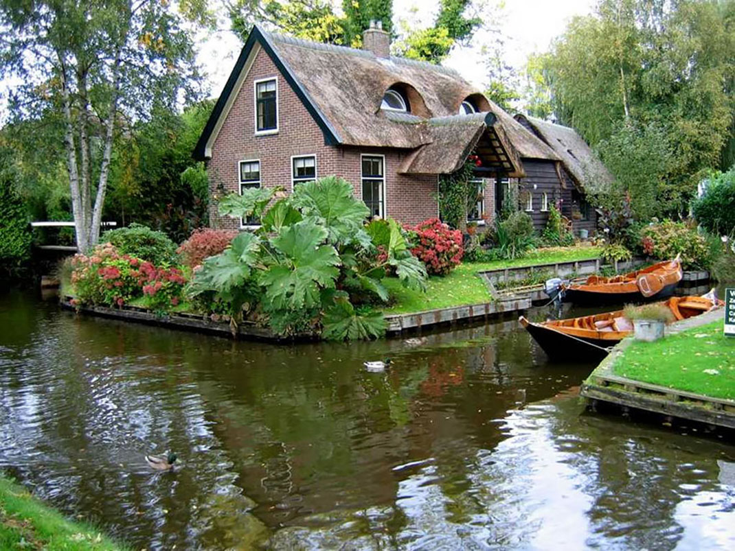 Giethoorn-Pays-Bas-20