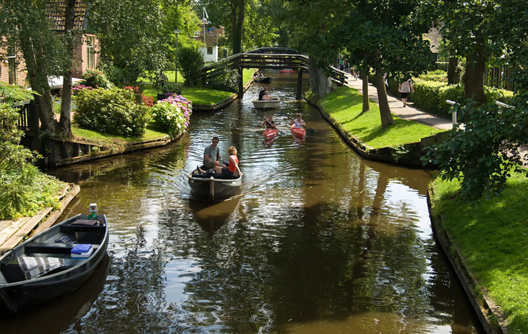 Giethoorn-Pays-Bas-21