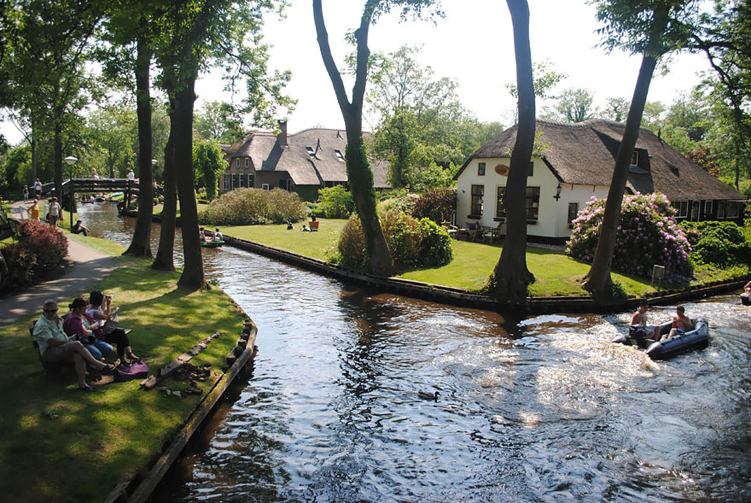 Giethoorn-Pays-Bas-22