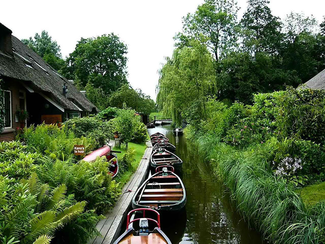 Giethoorn-Pays-Bas-24