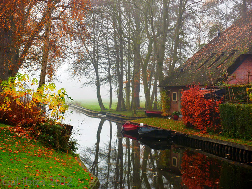 Giethoorn-Pays-Bas-27