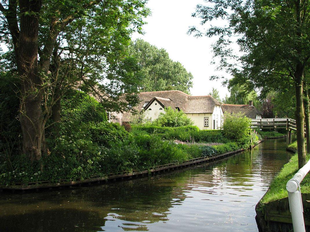 Giethoorn-Pays-Bas-5