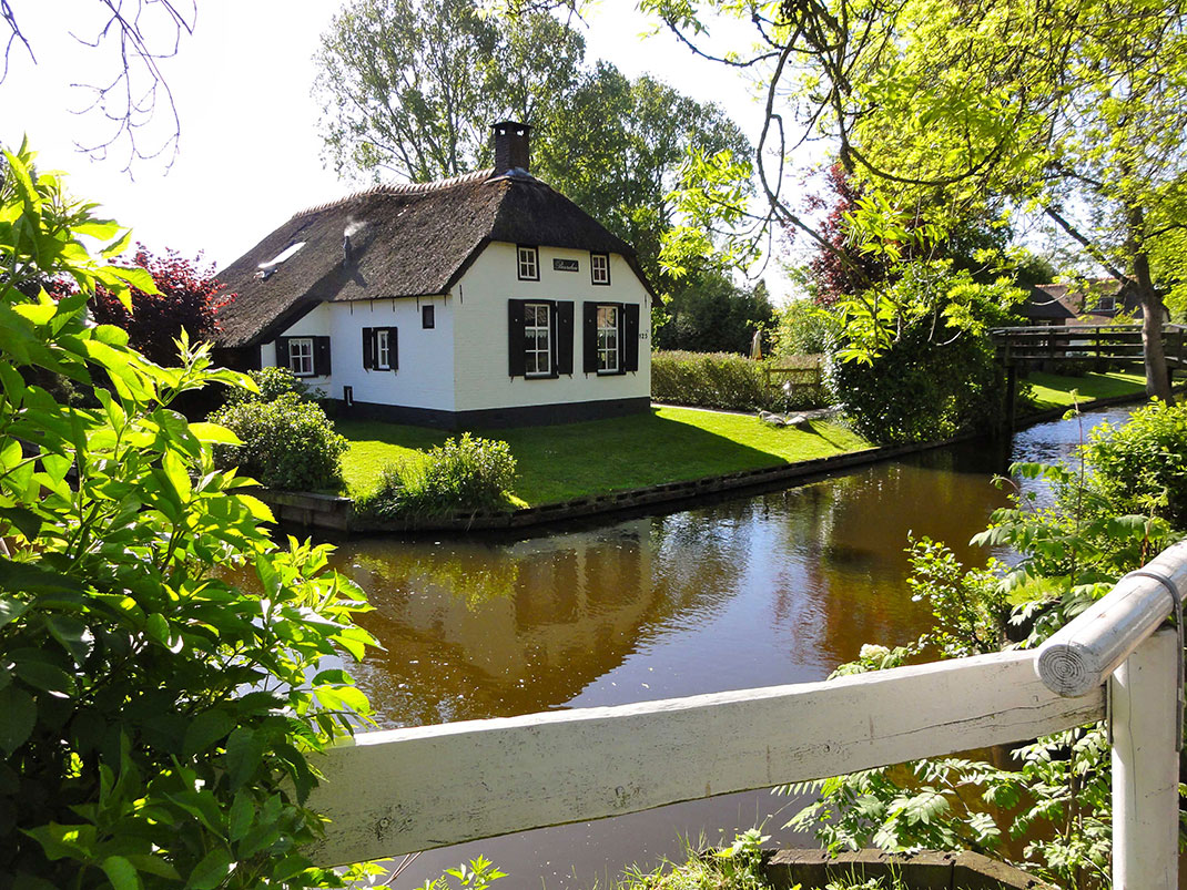 Giethoorn-Pays-Bas-8