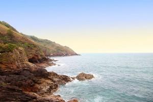Coast on the island via Shutterstock