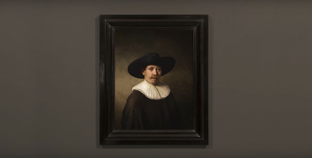 """The Next Rembrandt"""