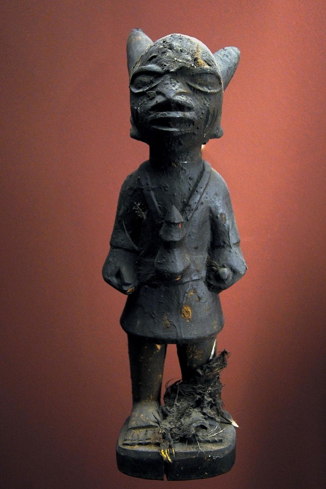 Un orisha africain