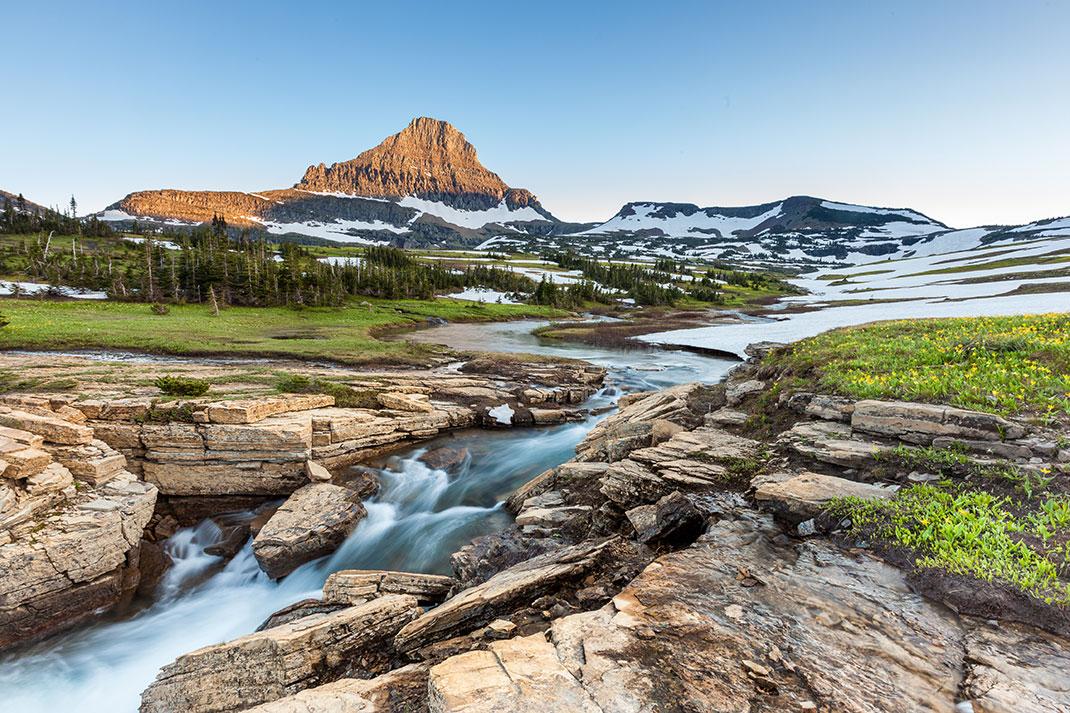 Glacier National Park via Shutterstock