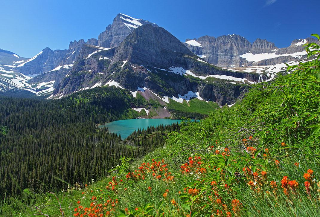 Parc National aux États-Unis via Shutterstock