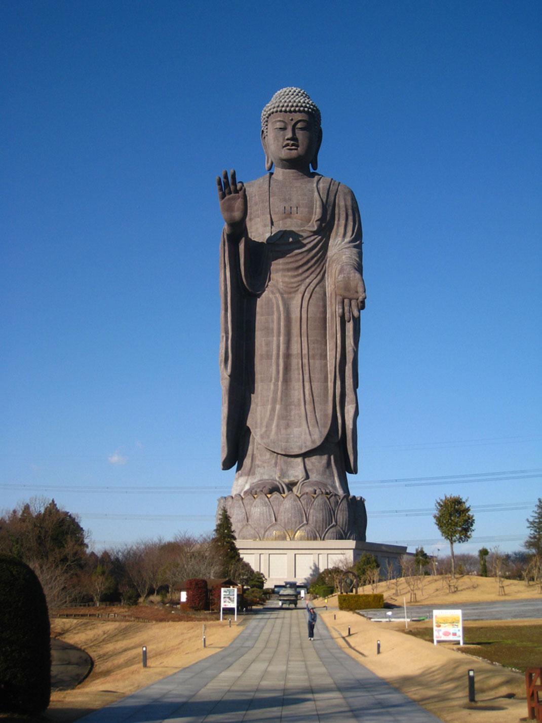 Ushiku-Daibutsu