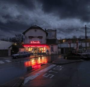 Au Chemin de Fer. Chilly-Mazarin