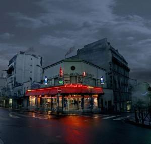 L'Ariel, Paris XX