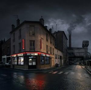 Chez Pierre. Saint-Ouen