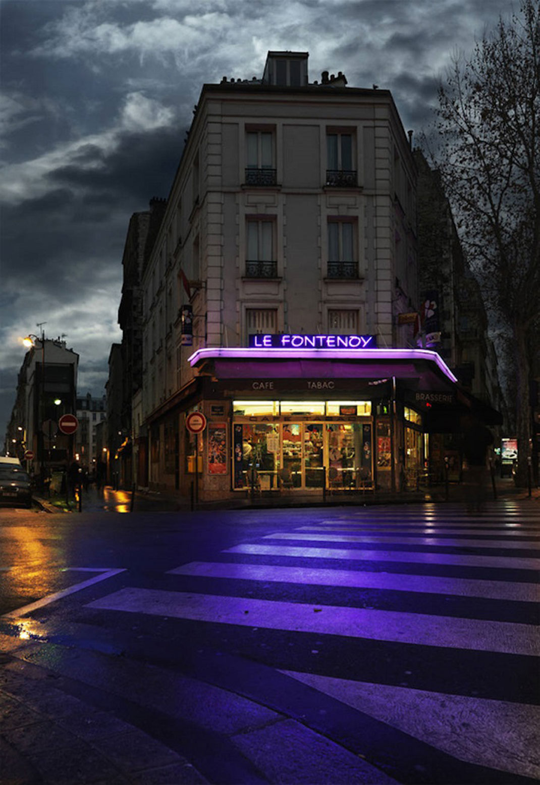 Le Fontenoy, Paris XVIII