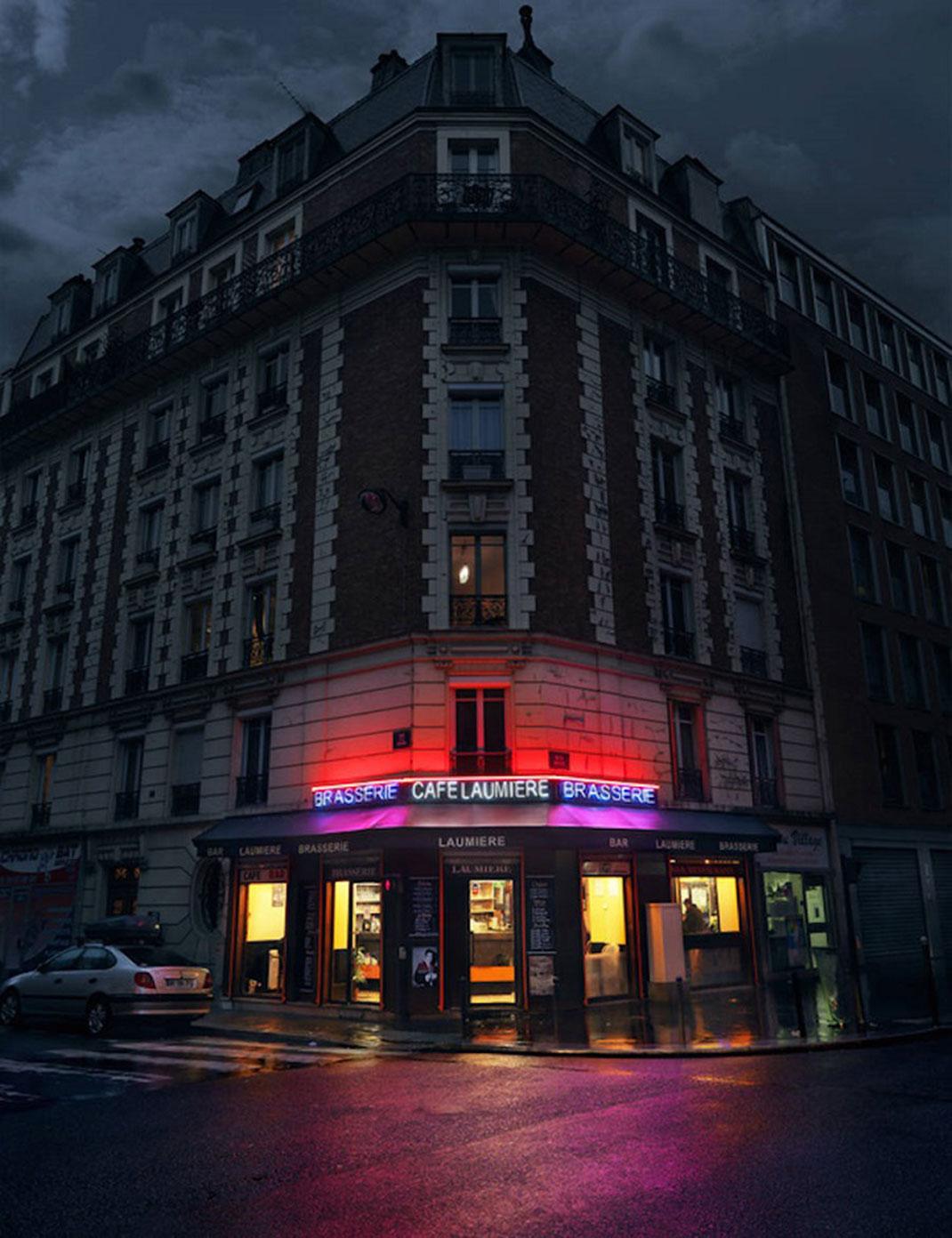 Café Laumière, Paris Paris XIX