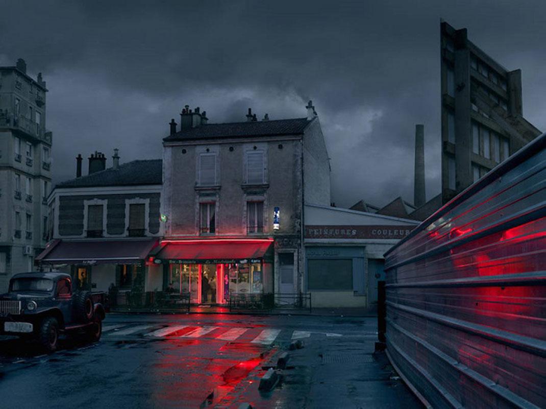 Le Madrigale, Saint-Denis
