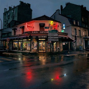 Les Sports. Avenue de Verdun, Ivry-sur-Seine