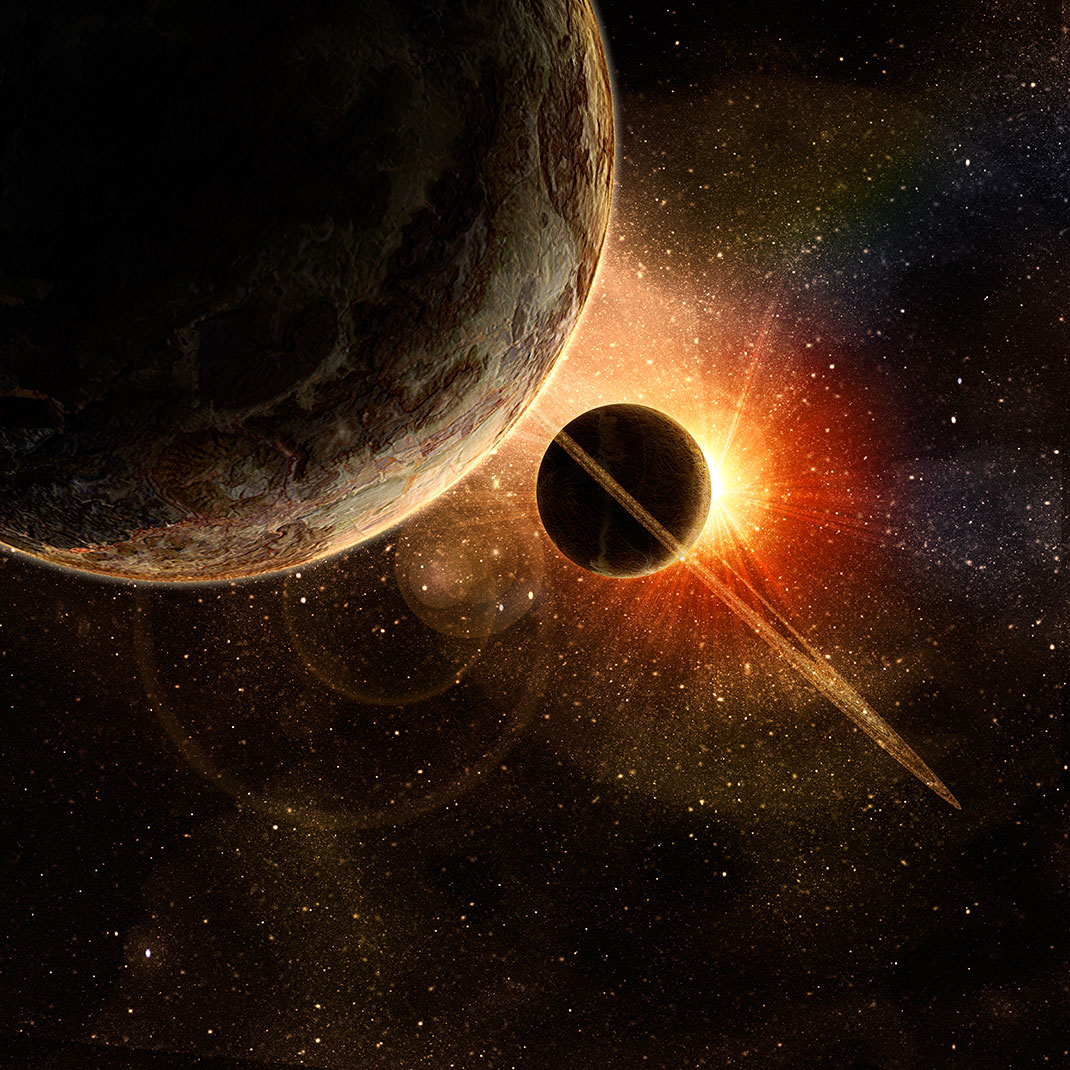 La NASA a fait une découverte historique via Shutterstock