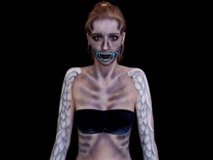 fille-maquillage-monstre-10
