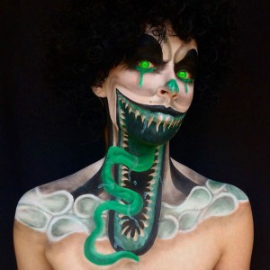 fille-maquillage-monstre-8