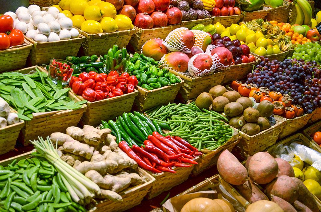 Vivre plus longtemps en consommant plus de Fruits et Légumes