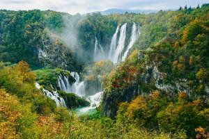 Parc national des lacs de Plitvice via Shutterstock