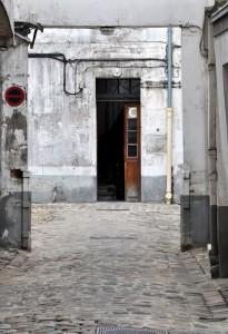 Un bâtiment insalubre via Shutterstock