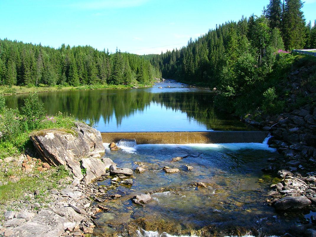 La rivière Plura