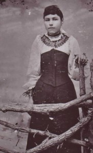 Susan Bullock-Tibbitts en 1895