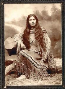 Elsie Vance Chestuen des Chiricahua