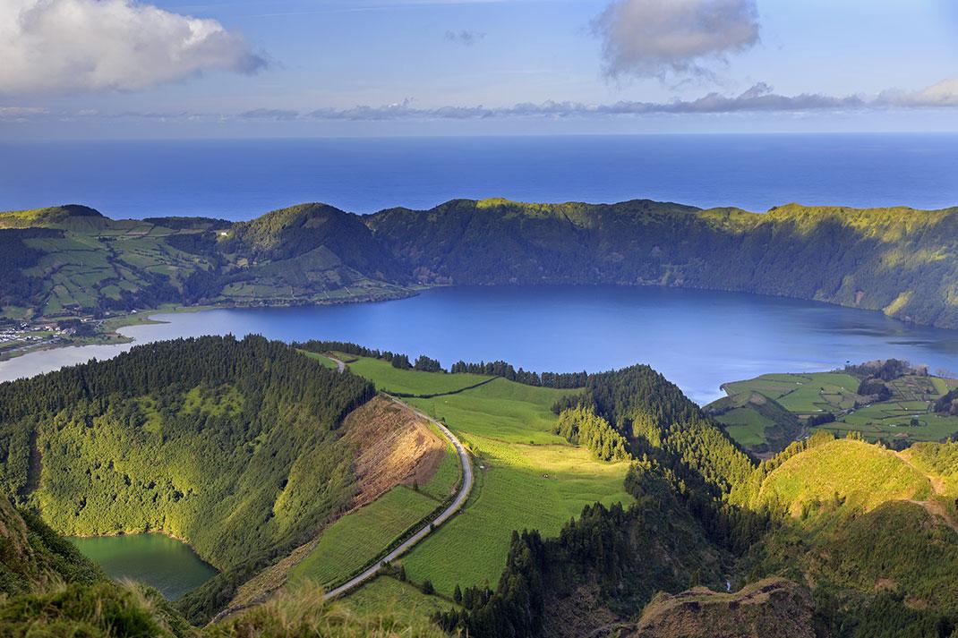 Les Açores au Portugal via Shutterstock