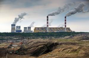 Une centrale électrique via Shutterstock