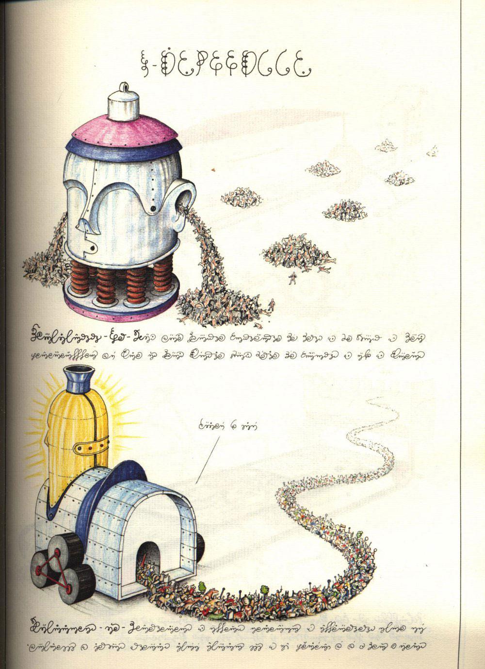 Codex-Seraphinianus-25