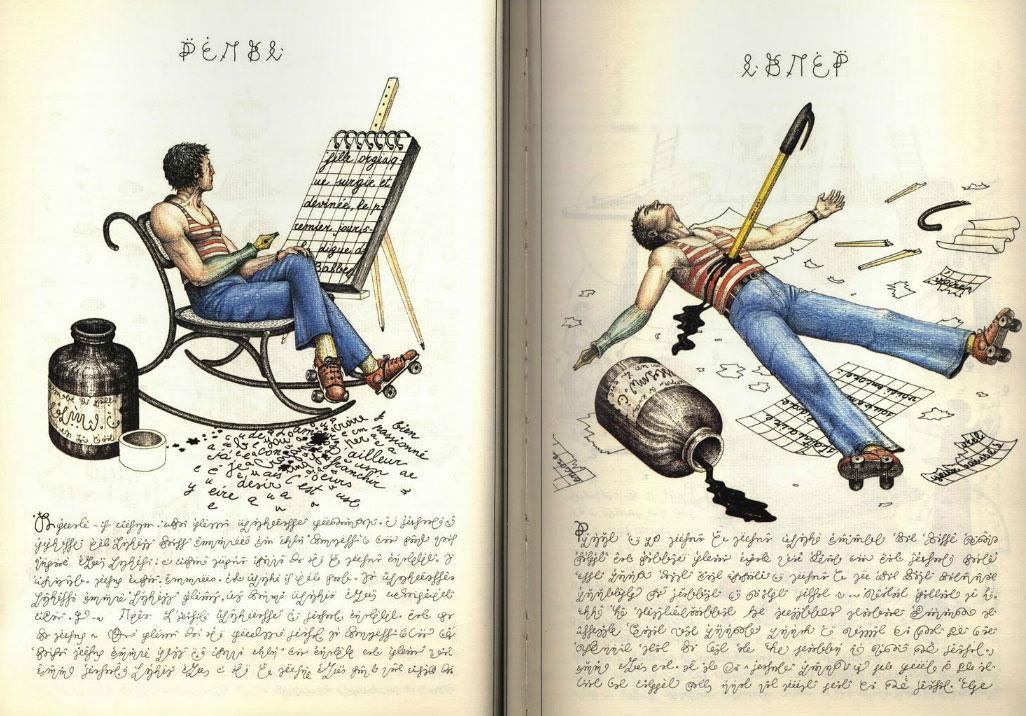 Codex-Seraphinianus-7