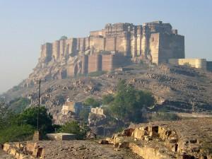 Jodhpur et le Fort de Mehrangarh
