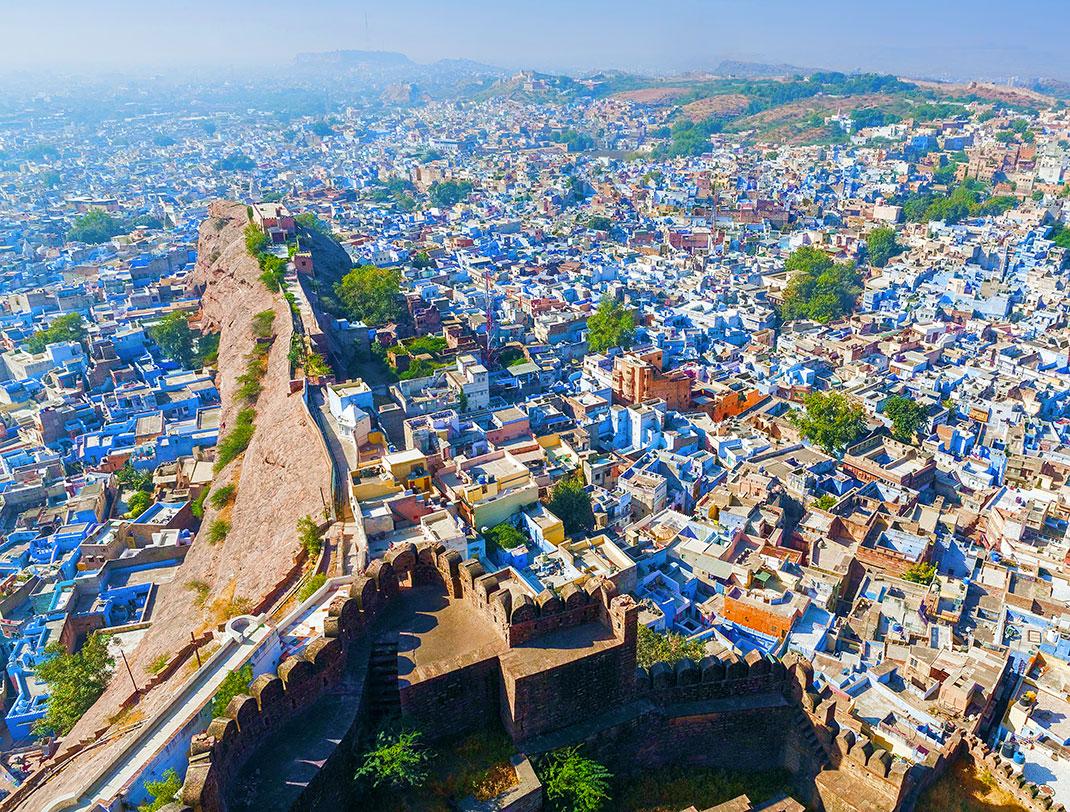 Jodhpur via Shutterstock
