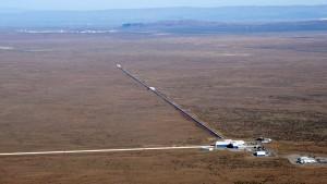 Une des installations du LIGO