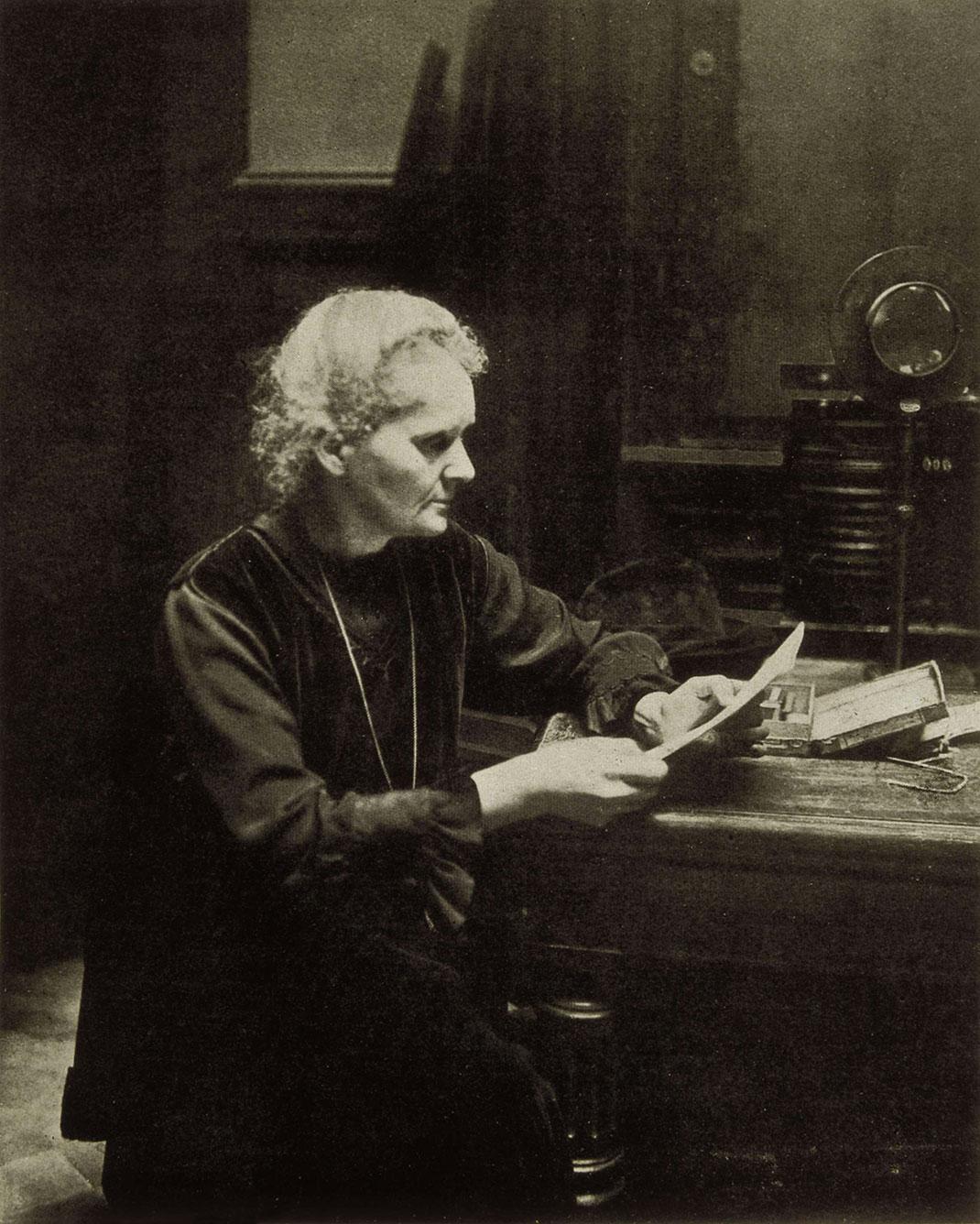Marie Curie via Shutterstock