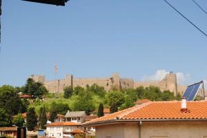 La forteresse de Samuel à Ohrid
