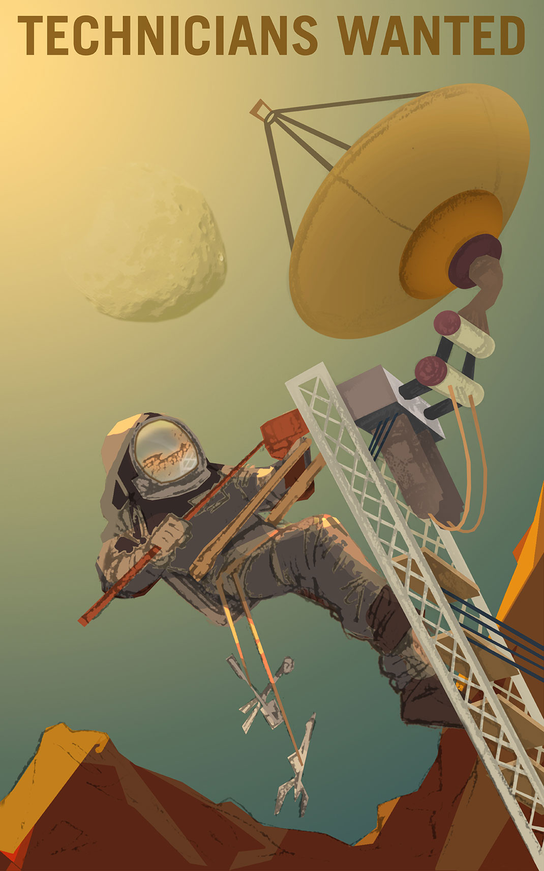 P06-Technicians-Wanted-NASA-Recruitment-Poster-600x