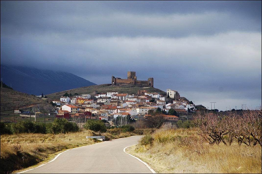 Le village de Trasmoz