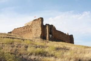 Des ruines du chateau de Trasmoz