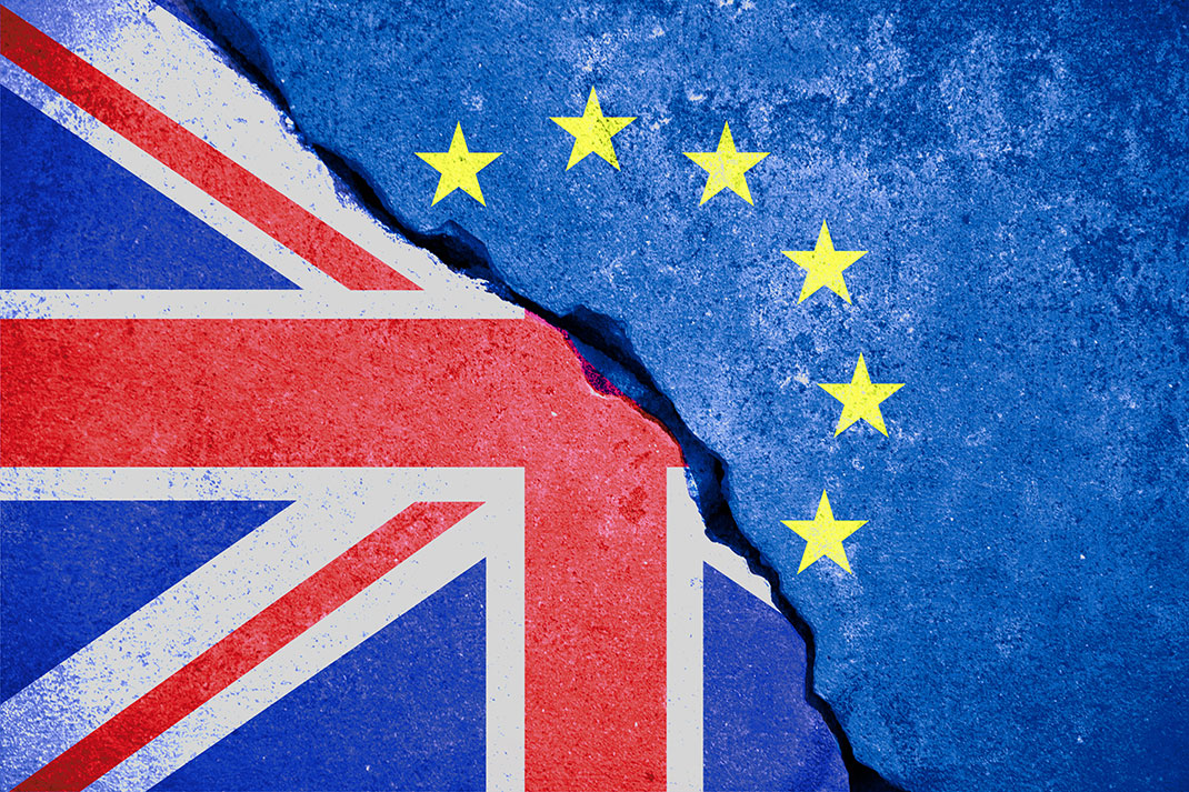 Brexit via Shutterstock