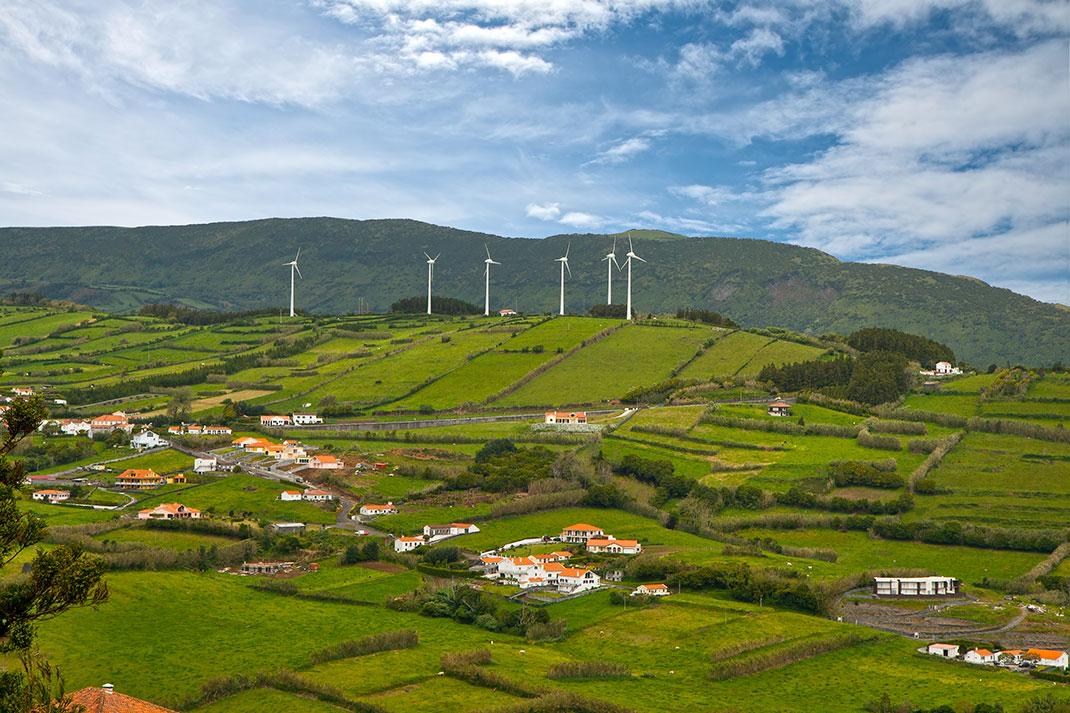 Les énergies renouvelables via Shutterstock