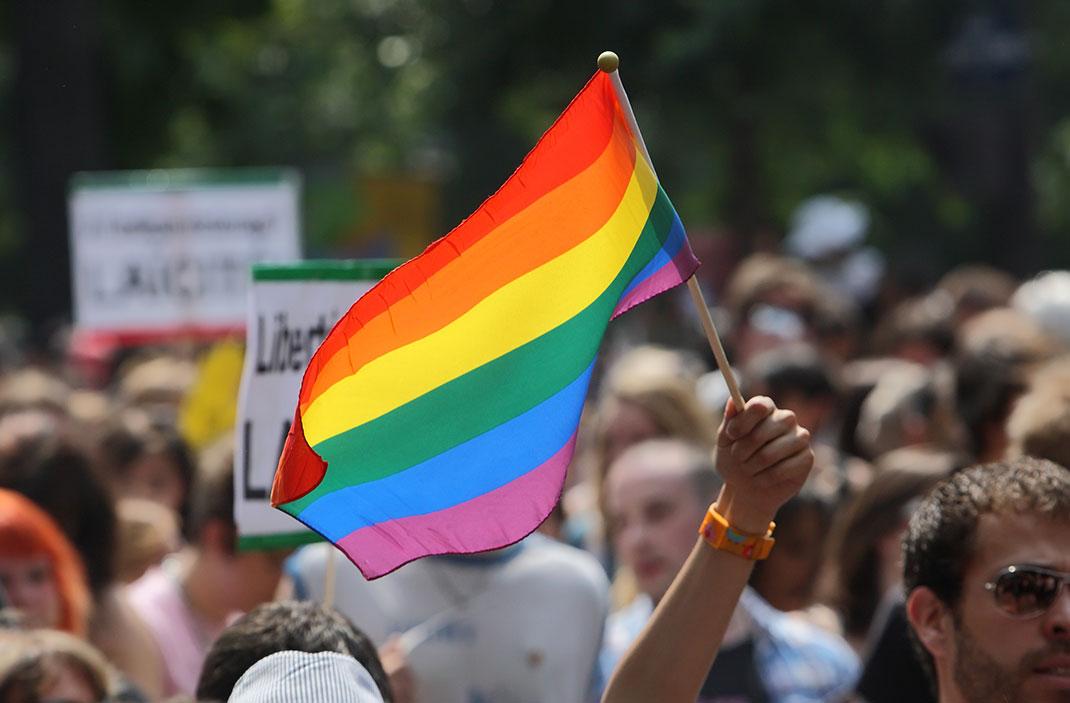 Le mariage homosexuel en Espagne via Shutterstock