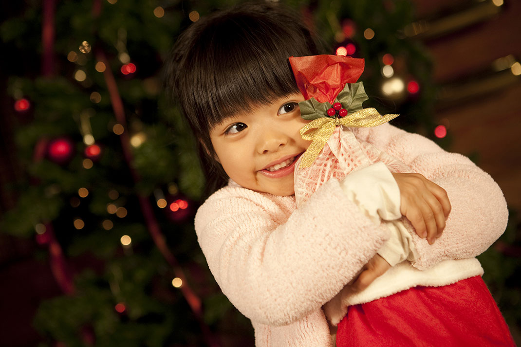 Noël au Japon via Shutterstock