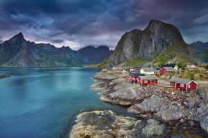 La Norvège est un leader en matière de réchauffement climatique via Shutterstock