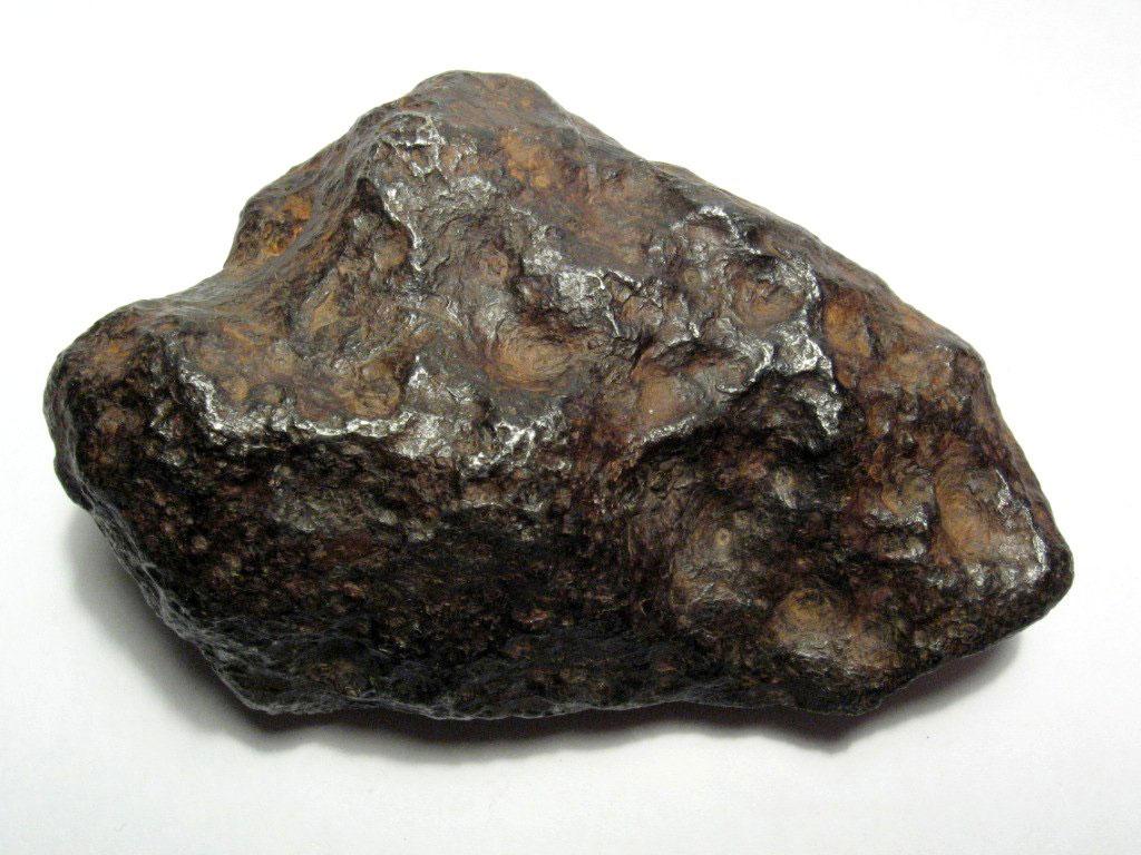 Une météorite de fer
