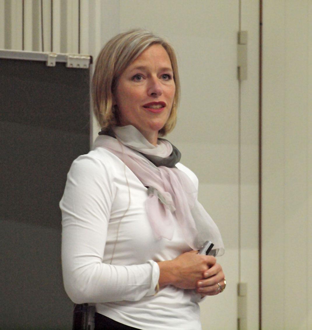 Julia Fischer, biologiste spécialiste des primates