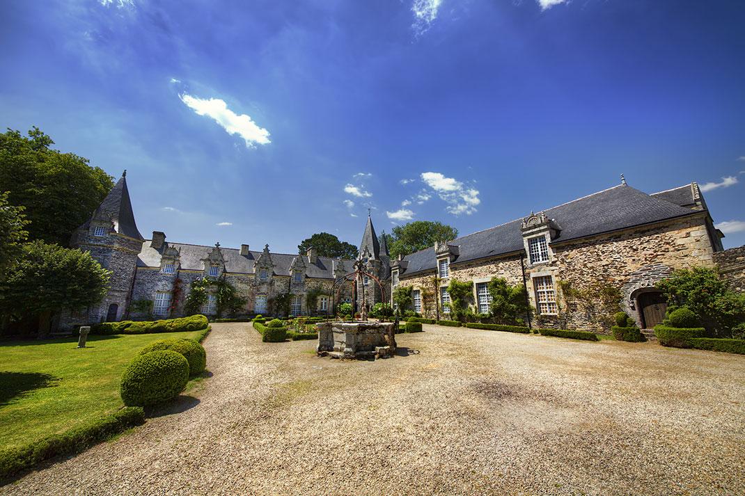Rochefort-en-Terre via Shutterstock